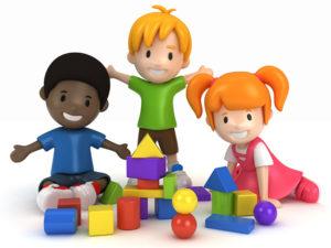 ninos-jugando-con-piezas-de-colores