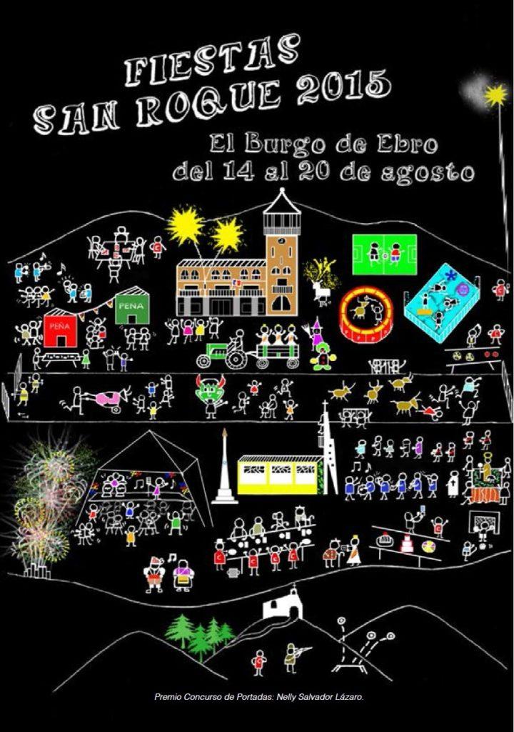PROGRAMA DE FIESTAS 2015